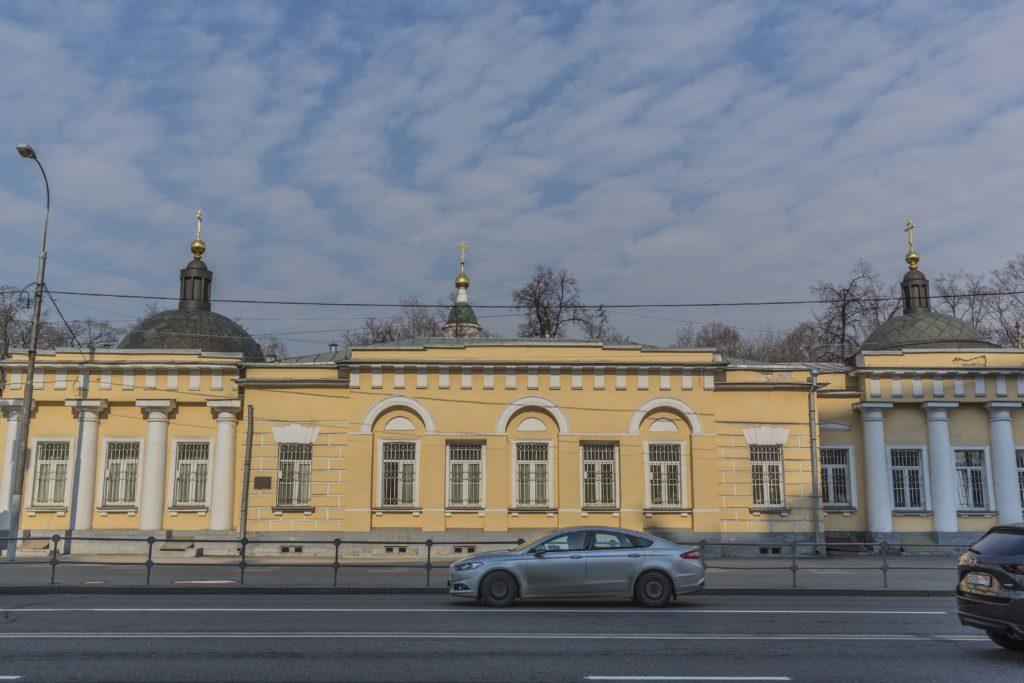 Andreevskiy hram