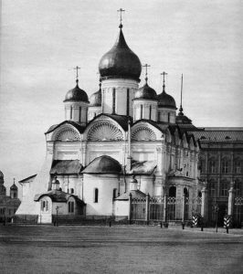 Архангельский собор / vagankovo.net