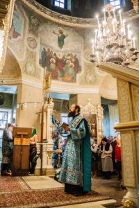 Диакон Владимир Правдолюбов | Священное Ваганьково