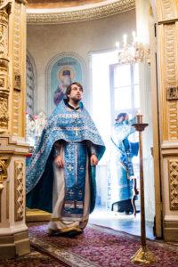 Протоиерей Сергий Секрий | Священное Ваганьково
