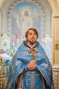 Протоиерей Сергий Секрий |Священное Ваганьково