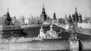 Церковь равноапостольных Константина и Елены / vagankovo.net