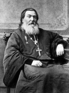 Протоиерей Валентин Амфитеатров / vagankovo.net